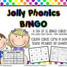 Jolly Phonics BINGO is a fun way to review the Jolly Phonics actions.    The download includes:  -15 BINGO game boards - (for whole class activity ...