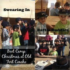Our 1st #Christmas at Old Fort Concho. An annual event in San Angelo, #Texas
