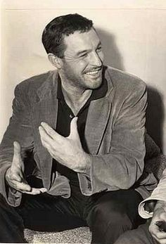 Gene Kelly. Wrinkly smile.. A manly trait that my man has yet to develop.