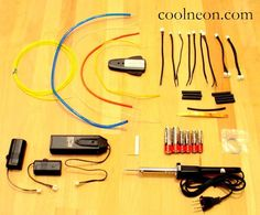 The Ultimate Beginners Guide to Soldering Cool Neon EL Wire Jeremy Paul Bagai (click here for a video guide) You have an amazing idea for a Cool Neon project, but all your friends are too busy with their own projects to do your soldering. (If only they had been willing to teach you the last … … Continue reading →