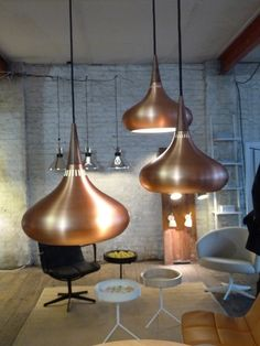 Orient pendant by Light Years at Clerkenwell 2013 - absolutely stunning #favourite