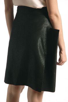 Venette Waste - Waste Couture - King Kong skirt