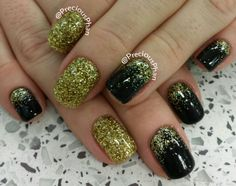 New years nails!!!