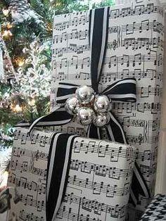 Jak zapakować prezent, fot. Pinterest.com/ justimagine-ddoc.com