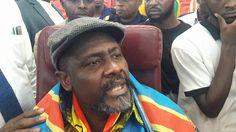 20170622 Prison centrale de Makala, Franck Diongo empêché de se faire enrôler en vue de l'obtention de sa carte d'électeur