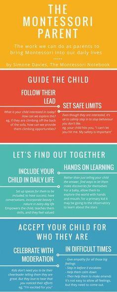 Being a Montessori p