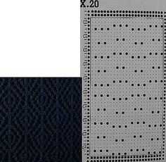 Фотография Lace Knitting Patterns, Lace Patterns, Knitting Designs, Shibori, Knit Crochet, Mosaic, Knitting Machine, Cards, Handmade
