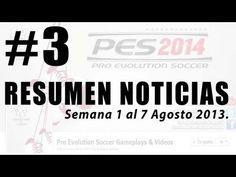 Resumen Noticias #3 Semana 1 al 7 de Agosto 2013