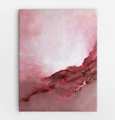 Original Abstract Painting acrílico sobre lienzo de la mano