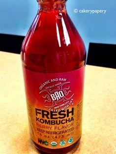 BAO Fresh Kombucha - Berry Flavor  NY, NY Kombucha Brands, Ny Ny, Bao, Lotions, Brewing, Berry, Packaging, Organic, Fresh