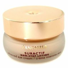 Lancaster Suractif Non Stop Lifting Advanced Eye Cream .5 Oz. by Lancaster. $77.34. Lancaster Suractif Non Stop Lifting Advanced Eye Cream .5 oz.