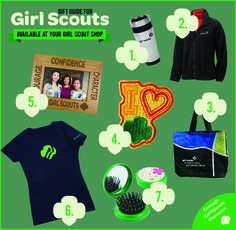 A Girl Scout Gift Guide