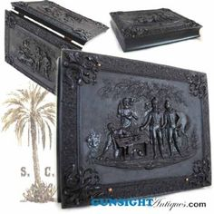 scarce: Southern Patriotic - thermoplastic PHOTO CASE (Image1)