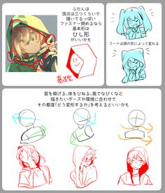 Manga Drawing Tutorials, Drawing Techniques, Drawing Tips, Cool Drawings, Art Drawings Sketches, Digital Painting Tutorials, Digital Art Tutorial, Art Tutorials, Anime Poses Reference