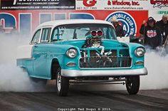 ◆1955 Chevy Gasser◆