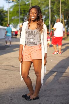 The Best Festival Fashion, Straight from Summerfest #TeenVogue