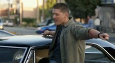 Jensen Ackles Outtake (Eye Of The Tiger) HD