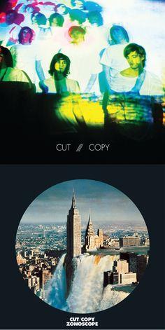 Cut Copy = Best. My favorite band. #cutcopy