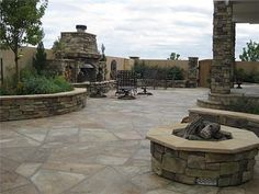 Backyard Landscaping - Colorado Springs, CO - Photo Gallery - Landscaping Network