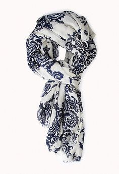 Waverly Print Scarf | FOREVER21 - 1078194139