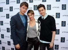 Pin for Later: Shailene and Ansel Bring Surprises to the TFIOS Tour in Nashville