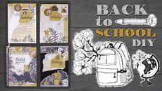 Back to School magyarul / Vissza a suliba 2018: Füzetborító DIY