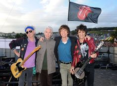 The Rolling Stones announce a free concert in Cuba. #rollingstones