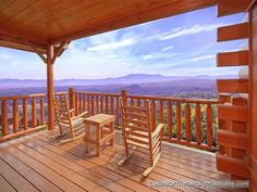 Gatlinburg and Pigeon Forge - Cabins in the Great Smoky Mountains of Tennesee Had a great family vacation there twice would love to go again with the kids. The big kahuna cabin was so sick, with anything you can think of in it.