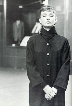 love this photo of Audrey