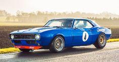 1968 Chevy Camaro Race Car