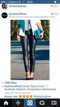 Fashion styling inspirations!