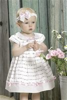 "Baby Biscotti ""Love Notes"" Dress"