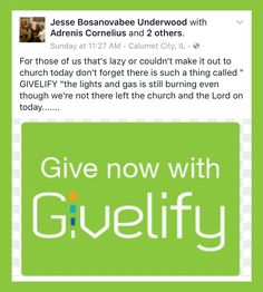 Nonprofit Donation and Church Giving App - Givelify Calumet City, Non Profit, Giving, Don't Forget, Burns, App, Sayings, Lyrics, Apps