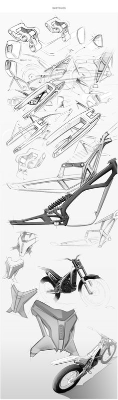 JTG JT 300 by Cero , via Behance. #product #design #sketch