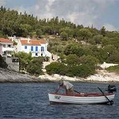 Kefalonia is the largest of the seven Ionian Islands, situated to the west of mainland Greece. Lying only 2 miles off the north eastern coast...