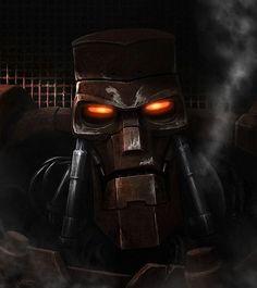 Judge Dredd - ABC Robot Warrior