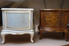 Mobili decorati, mobili decapati e mobili shabby chic @ Barbara Maldini   Decorazioni d'interni per Decorette Srl