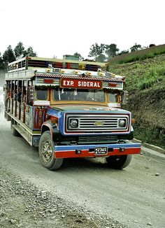 Public transportation in Columbia - Romancing the Stone?