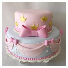 JuJu would love this princess cake
