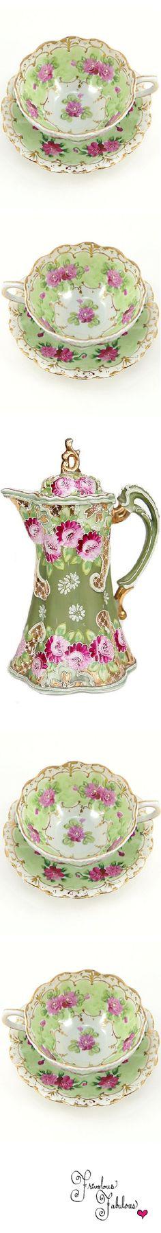 Frivolous Fabulous - Garden Tea Party