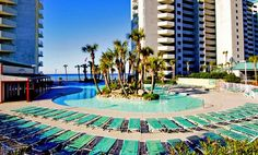 Stay at Long Beach Resort in Panama City Beach, FL. Dates Available into July.