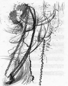Marcello Mercado Das Kapital - Capital Opera Oratorium, 1996 - 2009 Graphic notations, Score, Experimental music <notation