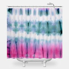 Reducing Agent Shower Curtain