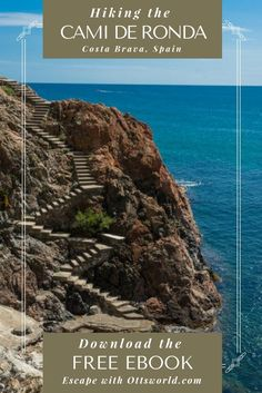 Top 5 Cami de Ronda Day Hikes in Costa Brava Spain and a free Ebook about the entire hike via @Ottsworld