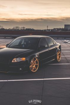 I'm not really a fan of Audi. But this is to raw..