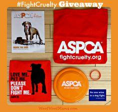 WIN an @ASPCA  #FightCruelty Prize Pack!