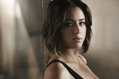 "Chloe Bennet as Daisy ""Skye"" Johnson / Quake in #AgentsOfSHIELD - Season 3"