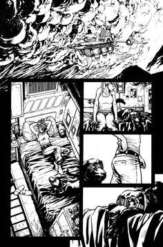 Wild Blue Yonder Issue 4 Page 4 by Spacefriend-KRUNK.deviantart.com on @deviantART