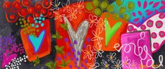Lily Pulitzer, Neon Signs, Paintings