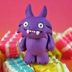 Modelling Clay Monsters (86 pics)
